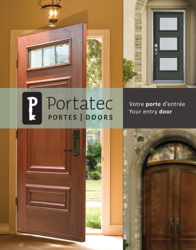 Propos de portatec fabricant de portes d 39 entr e de qualit - Fabricant de porte d entree ...