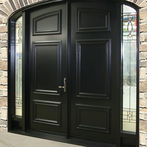 portes d 39 acier sur mesure portatec fabricant de portes. Black Bedroom Furniture Sets. Home Design Ideas