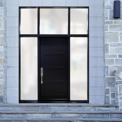portes d 39 entr e contemporaines urbania portatec. Black Bedroom Furniture Sets. Home Design Ideas