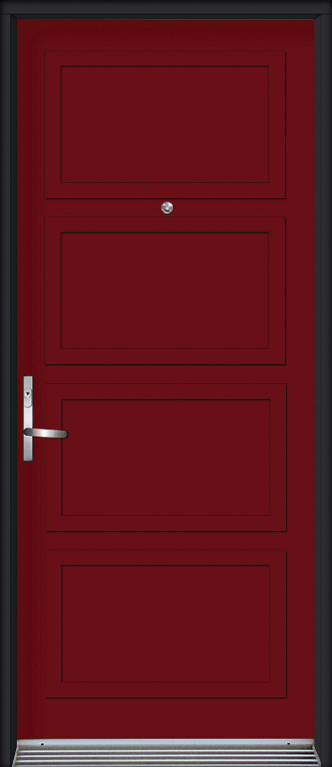 Porte contemporaine gamma 1 portatec for Porte contemporaine