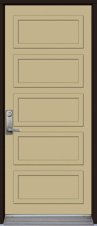 Mod le de porte contemporaine gamma4 portatec fabricant de porte d 39 entr e sur mesure Modele de porte d entree
