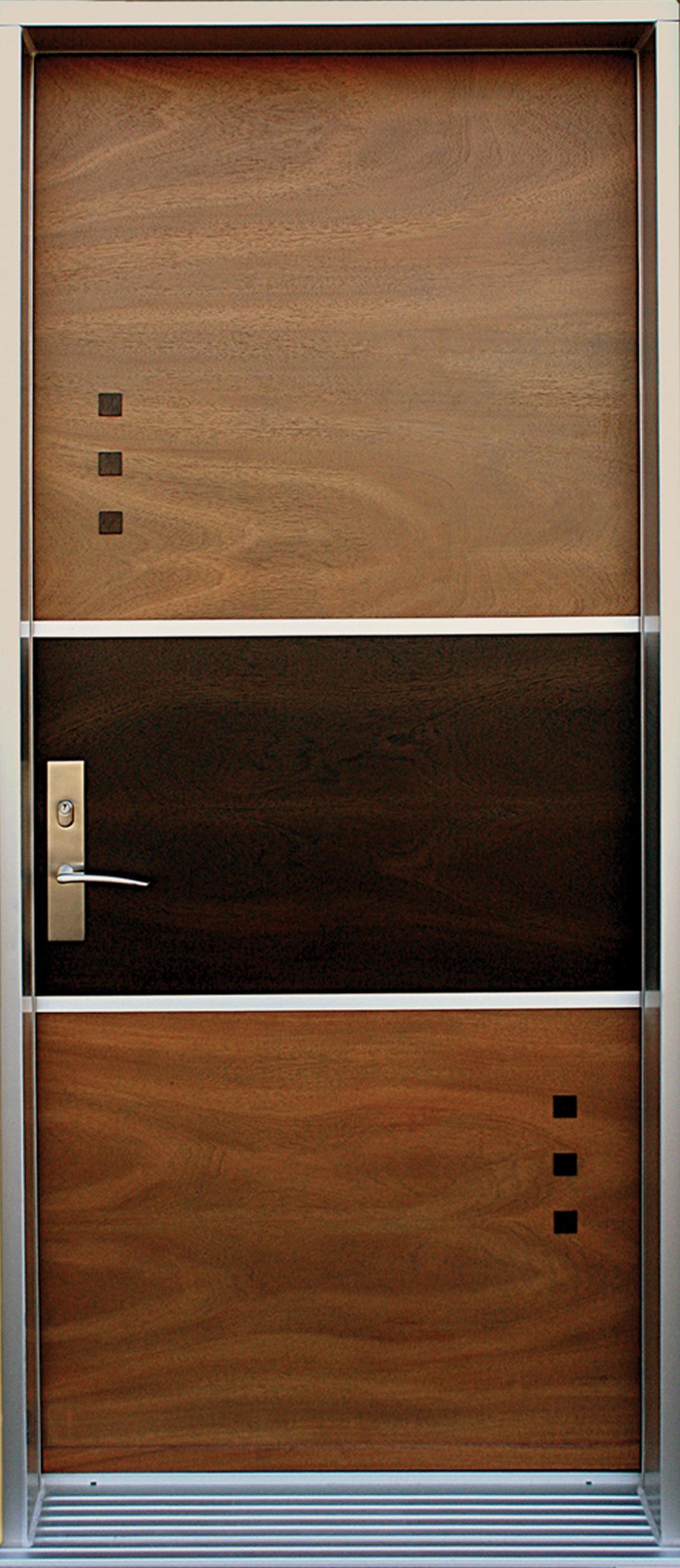 Mod le de porte contemporaine omega1 portatec for Porte zen fuji