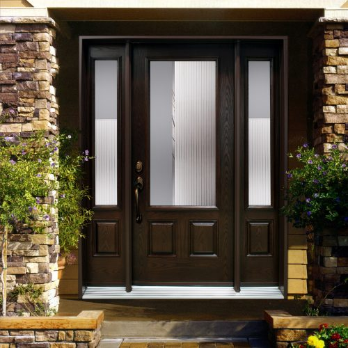 Portes de fibre de verre portatec fabricant de portes for Cadre de porte interieur
