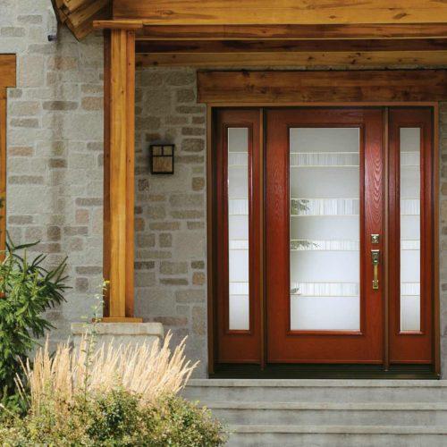 portes de fibre de verre portatec fabricant de portes