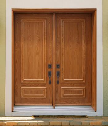 rev tement de bois ext rieur sur porte portatec fabricant de porte d 39 entr e sur mesure. Black Bedroom Furniture Sets. Home Design Ideas