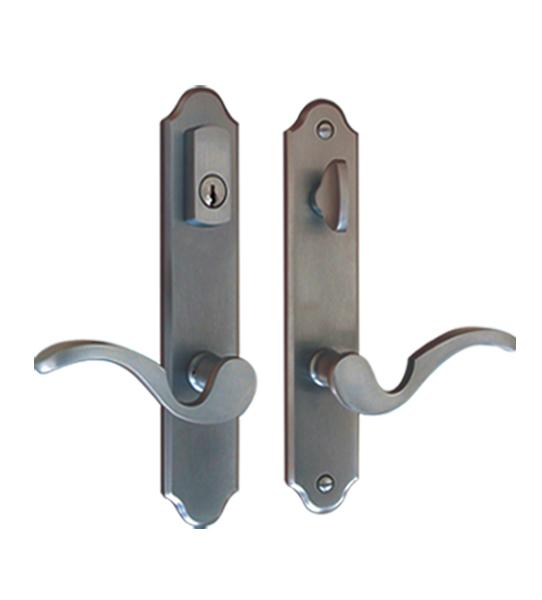 Poign e de porte multi point capri portatec fabricant for Fabricant de porte