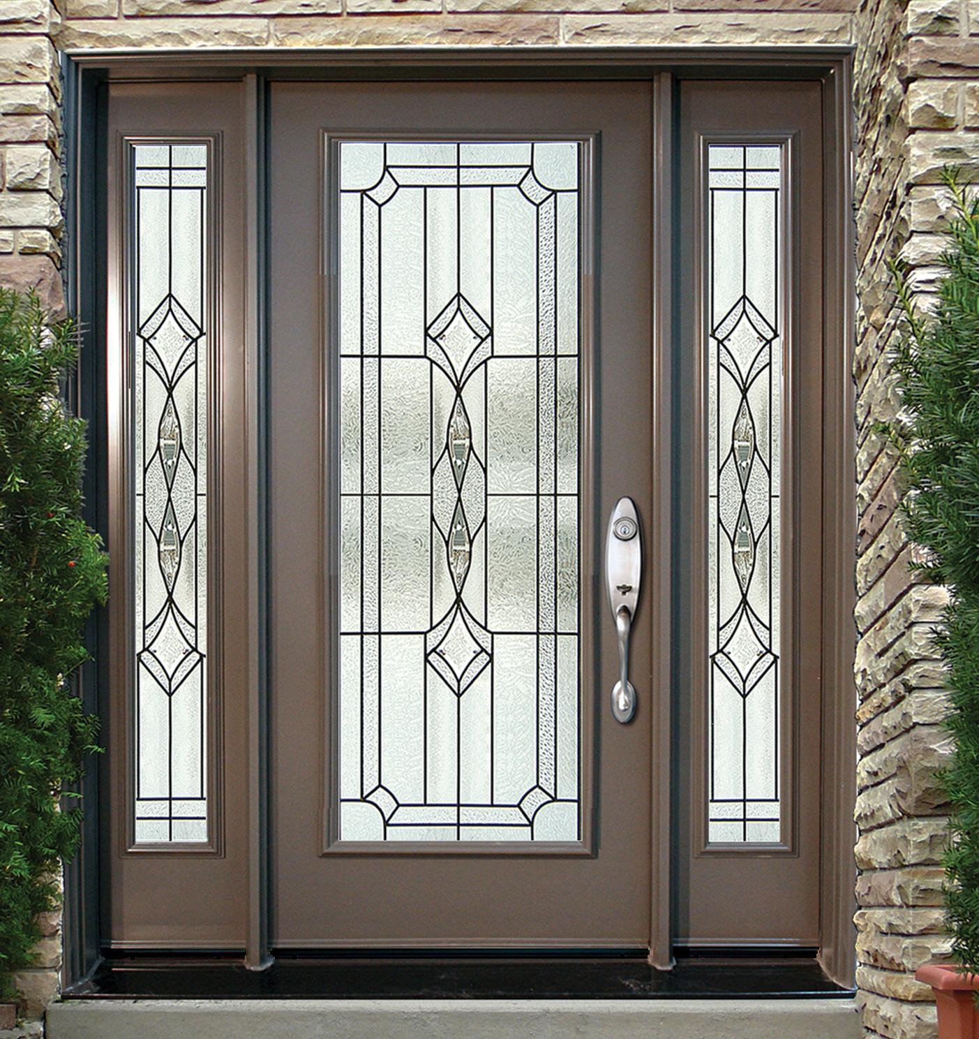 & Exclusive door glass model Melbourne ? Portatec