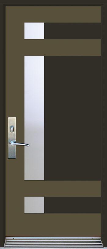 Contemporary Door Model Epsilon2