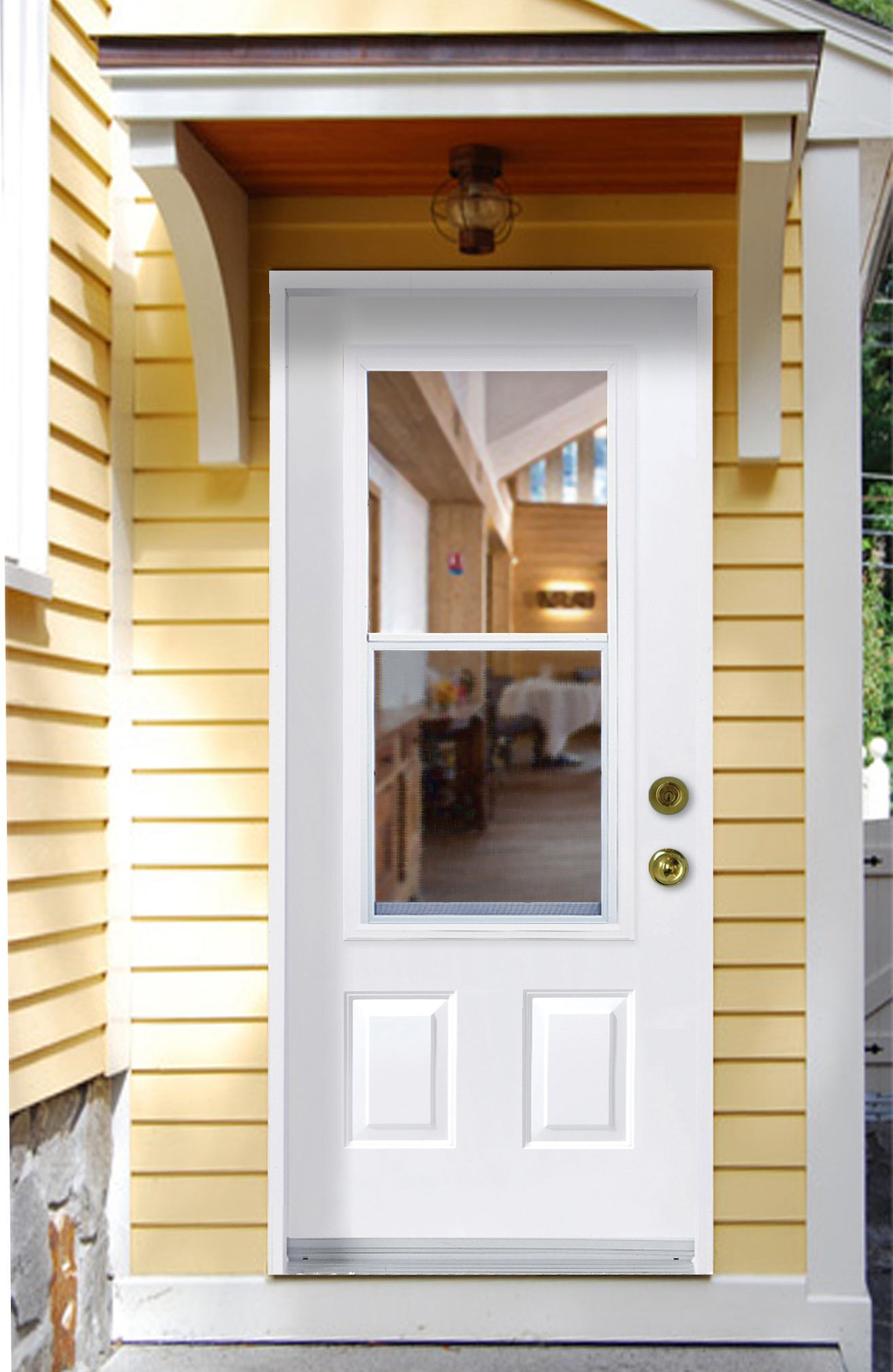 : vented door - pezcame.com