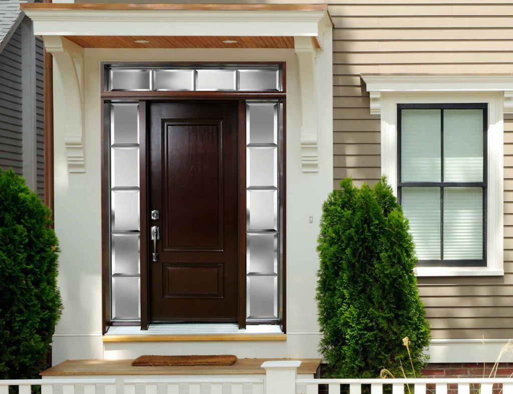 Fiberglass Entry Doors Entry Door Replacement Contractor