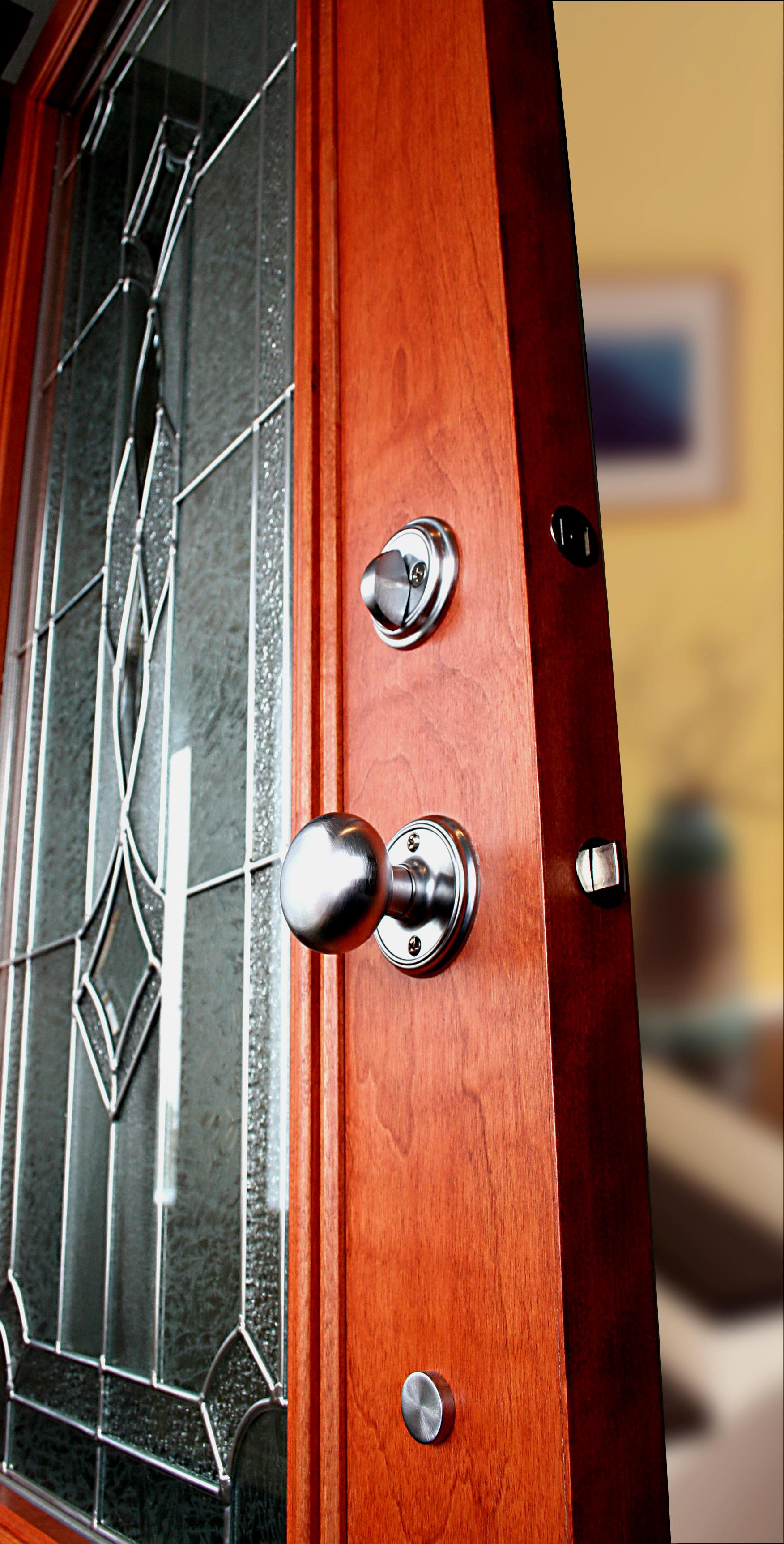 Bois int close up portatec fabricant de porte d 39 entr e sur mesure - Fabricant de porte d entree ...