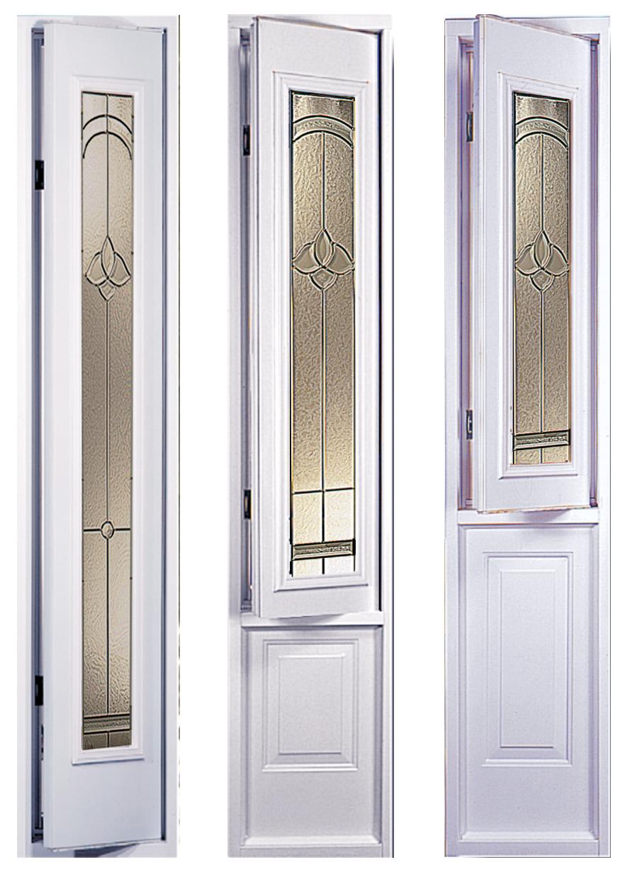 Choix de grandeur d 39 ouverture du panneau lat ral ouvrant for Grandeur de porte