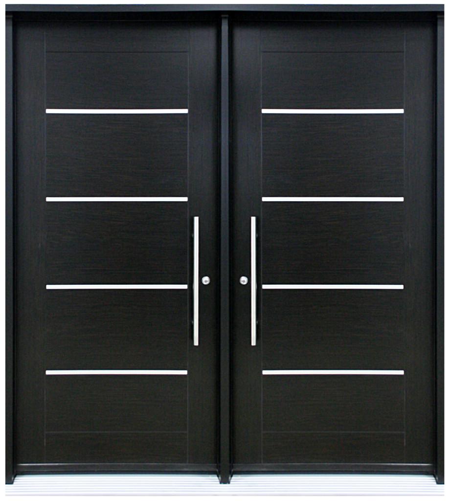 Contemporary Door Model Sigma 2 Double Door ⋆ Portatec