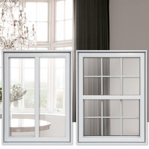 fen tre coulissante pvc s rie 2000 portatec fabricant de portes sur mesure. Black Bedroom Furniture Sets. Home Design Ideas