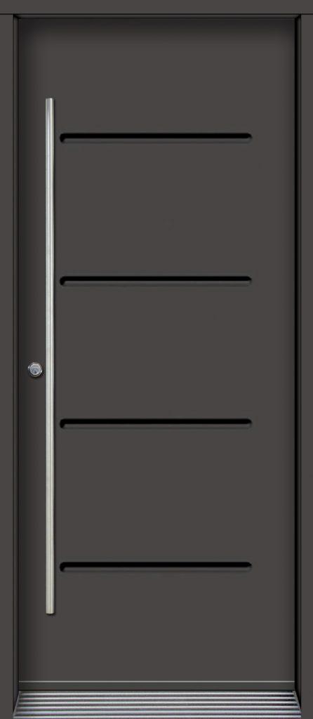 Pa Vog Steel Door Graphite ⋆ Portatec