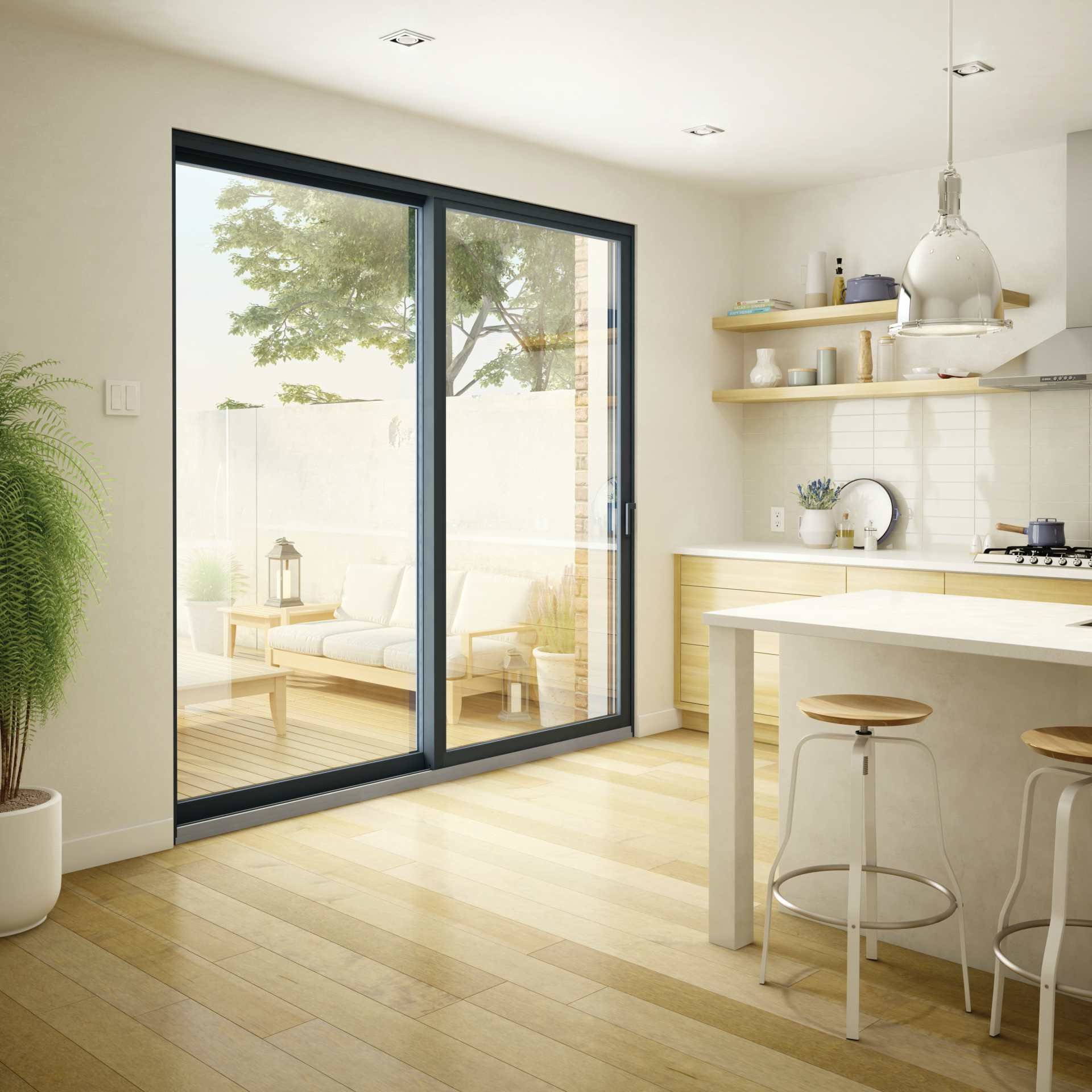 Personalize And Customize Your Urbania Door Through Contemporary Or Classic  Handles, Multiple Color And Glass Options.