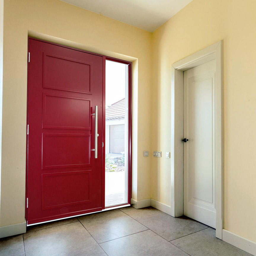 How To Choose The Best Exterior And Interior Door Paint