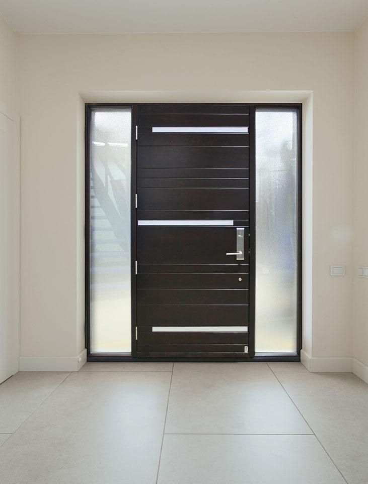 Hybrid door